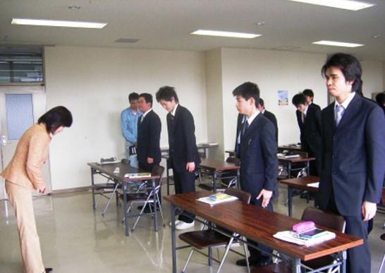 Quy định về giờ học tại trường Nhật ngữ