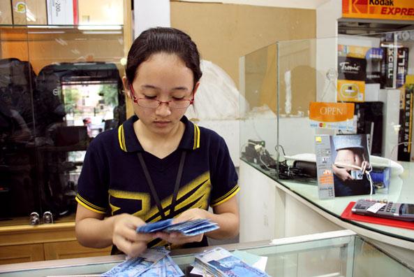 Lương làm thêm tại Nhật (Hình minh hoạ)