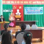 Du học Thanh Giang tổ chức học tiếng Nhật miễn phí