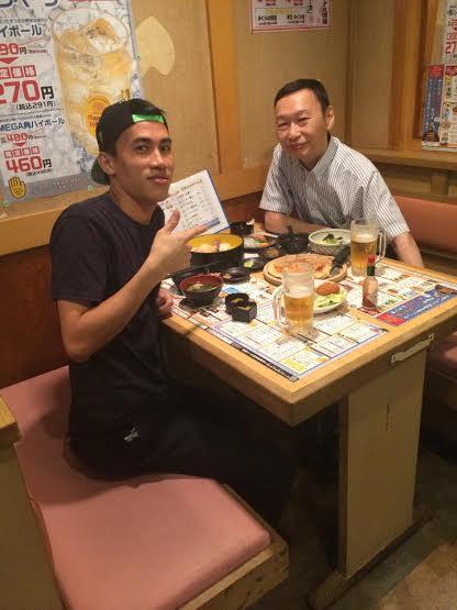 Bạn Lê Thúc Tài - du học sinh tại Nhật