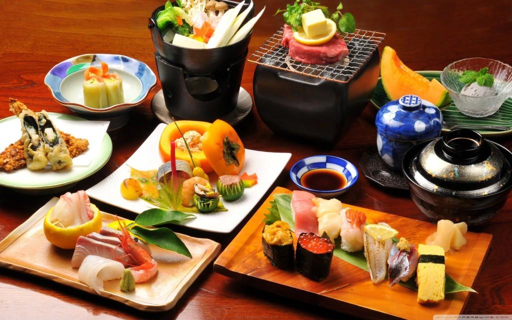 Món ăn Sushi ngon nức tiếng tại Nhật