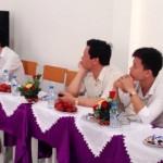 Hiệu trưởng ĐH Quốc tế Aishin tới thăm công ty Du học Thanh Giang