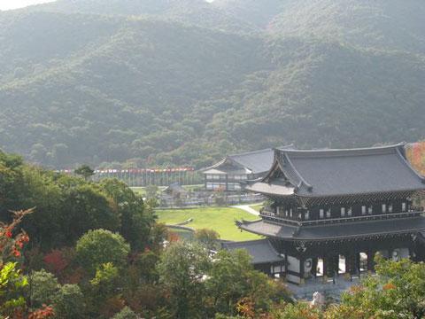 Royal Grand Hall - công trình kiến trúc Phật Giáo Nhật đồ sộ