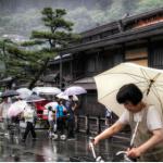 Những lưu ý vào mùa mưa ở Nhật Bản