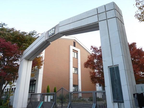 Thăm trường đại học quốc tế Kobe