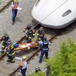 Người đàn ông tự thiêu trên tàu cao tốc Nhật khiến 2 người chết
