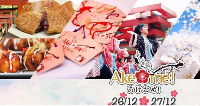 sự kiện văn hóa Nhật Bản chào đón năm mới