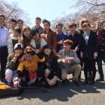 Du học sinh của Du học Thanh Giang tại Nhật