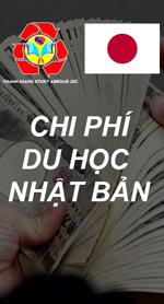 Chi phí du học nhật bản