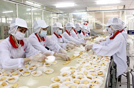 Công ty cổ phần du học Thanh Giang thông báo tuyển sinh tháng 8 năm 2016 đơn hàng chế biến đồ ăn sẵn