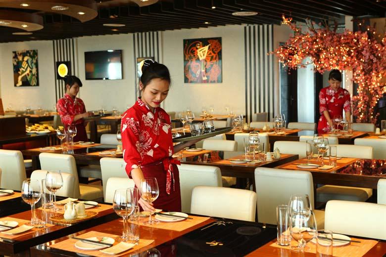 Trung tâm du học Thanh Giang chia sẻ kinh nghiệm làm việc ở Nhà Hàng, Quán Ăn Nhật Bản